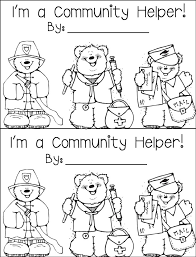 103 best community helpers images on pinterest community workers