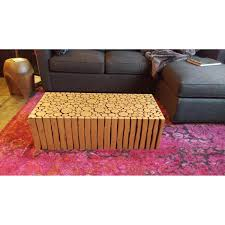 Manhattan Rectangle Adjustable Height Dining And Coffee Table Brent Comber Handmade Alder Rectangle Coffee Table Aptdeco