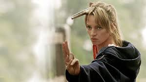 uma thurmans hair in kill bill amazon com kill bill volume 2 uma thurman lucy liu vivica a