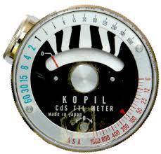 shoe light meter james s light meter collection kopil ttl model p exposure meter