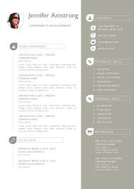 What Is The Best Font To Use For Resumes by Top 6 Resume Templates For Mac Hashthemes
