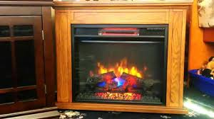 full review duraflame infared electric fireplace spectrafire plus