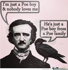 Edgar Allen Poe Meme - which edgar allan poe story are you the graceful grammarian