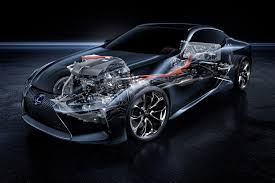 price for lexus hybrid battery lexus lc500h new coupe gets clever complex hybrid tech for 2017