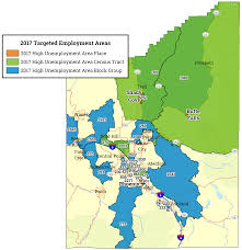 Oregon County Map With Cities by Business Oregon Eb 5 Program Maps 2017