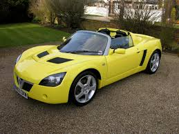 vauxhall vx220 the only vauxhall i love but actually its more of
