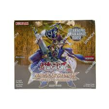 yu gi oh duelist pack rivals of the pharaoh booster 12 box case