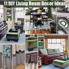 diy livingroom decor 11 diy budget living room decor ideas diy home things