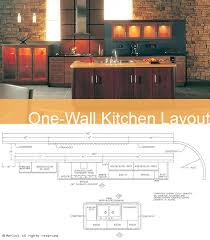 Kitchen Table Or Island One Wall Kitchen Jpg T U003d1490207467