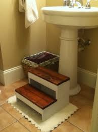 step stool for bathroom sink step stool