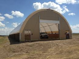 Dome Barn Johnson U0026 Sons Construction Llc Hoop Buildings By Johnson