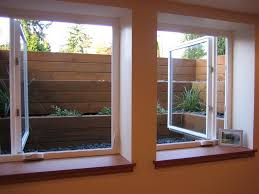 egress windows this is a great idea for basement windows note the