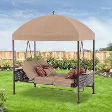 Garden Winds Replacement Swing Canopy by Replacement Swing Canopies For Home Depot Swings Garden Winds