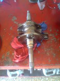 complete engine rebuilt aprilia scarabeo 500gt 2005