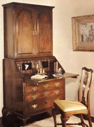 secretary desk with bookcase hn14 secretary desk and bookcase elmwood company specializing