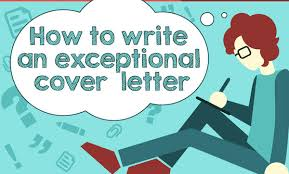 Exceptional Cover Letter Infographic How To Write An Exceptional Cover Letter Designtaxi