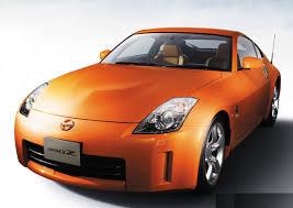 Nissan 350z Orange - 2007 nissan 350z coupe enthusiast nissan colors