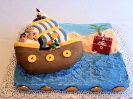 jake and the neverland pirates birthday invites jake and the neverland pirates cake regular wilton pirate ship