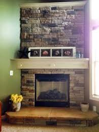 Concrete For Fireplace by Poured Concrete Fireplace Hearth Build A Wood Frame Place Samples