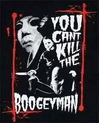 image result for michael myers boogeyman happy holiday diy