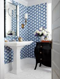 Modern Small Bathrooms Ideas by Wallpaper For Small Bathrooms Bathroom Decor