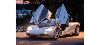 mclaren f1 factory rare us registered mclaren f1 fetches 15 62m at auction