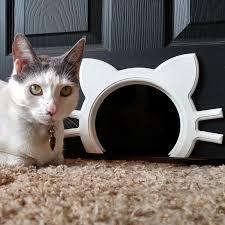 designer interior cat or pet door u2013 cool cat door