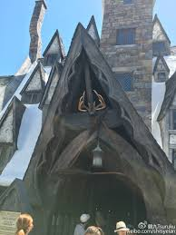cuisine juive s馭arade 超多图 2 2魔法成真之旅 奥兰多环球影城哈利波特主题公园行记 新浪旅游