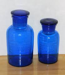 blue kitchen canister set canister sets for kitchen counter ribbed glass kitchen canisters