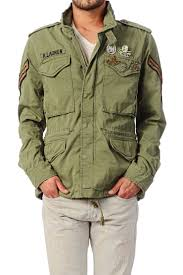 Denim And Supply Jacket Denim And Supply By Ralph Lauren Green Parka M30 Jofld Bcnny A3new Officers Field Jacket Product 1 19243669 0 712876015 Normal Jpeg