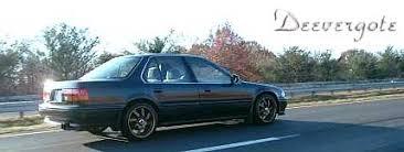 1992 honda accord lx 1 4 mile trap speeds 0 60 dragtimes com