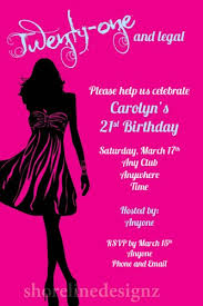 top 14 21st birthday party invitations theruntime com