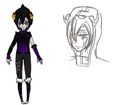 new fantroll sketch the monster in the mirror by o ironical o on