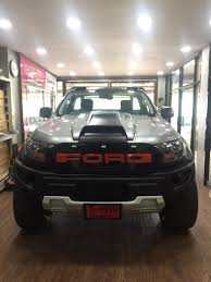 ford ranger 2016 bumper for ford ranger 2016 by worldstyling com