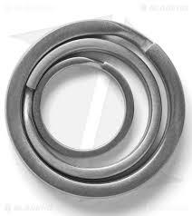 titanium key rings images 18mm 25mm 32mm titanium split rings set of 3 key rings blade hq jpg