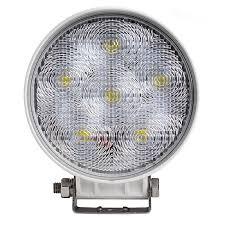 marine led spreader lights led boat light 4 5 round spreader light 13w 1 350 lumens