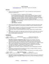 Robert Half Resume Jeff Prukop Recruiter Resume