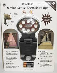 megabrite night light costco megabrite wireless motion sensor door entry light with 3 aa