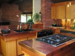 Copper Kitchen Countertops Design Trends For 2013 Copper And Brass
