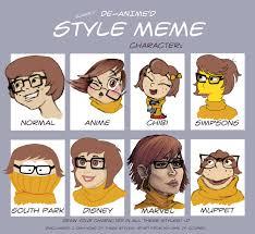 style meme velma by beckyrose on deviantart