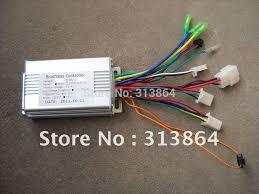 free shipping greentime 36v 48v 350w 250w bldc motor controller e