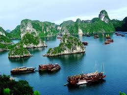 best places to stay in halong bay