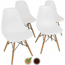 Amazon Com Eames Style Chairs By Urbanmod Set Of 4 The U0027easy