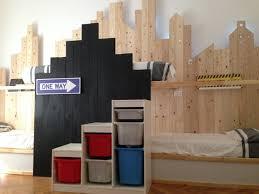 ikea bunk bed hacks ikea kura hack triple bunk bed mommo design
