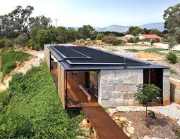 concrete block house industrial modern sawmill house is built from recycled concrete