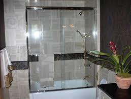 Frameless Shower Sliding Glass Doors Glass