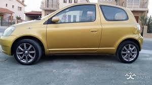 toyota yaris 2000 hatchback 1 3l petrol automatic for sale