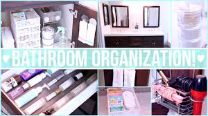 bathroom organization ideas dollar store organization youtube