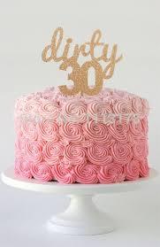 30 cake topper 30 glitter cake topper gold glitter cake topper design