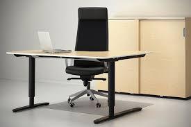 Contemporary Office Chairs Design Ideas Bekant Standing Desk By Ikea U2013 Ergonomic Office Furniture Design Ideas